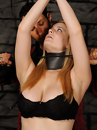 Danielle bondage and discipline slave girl